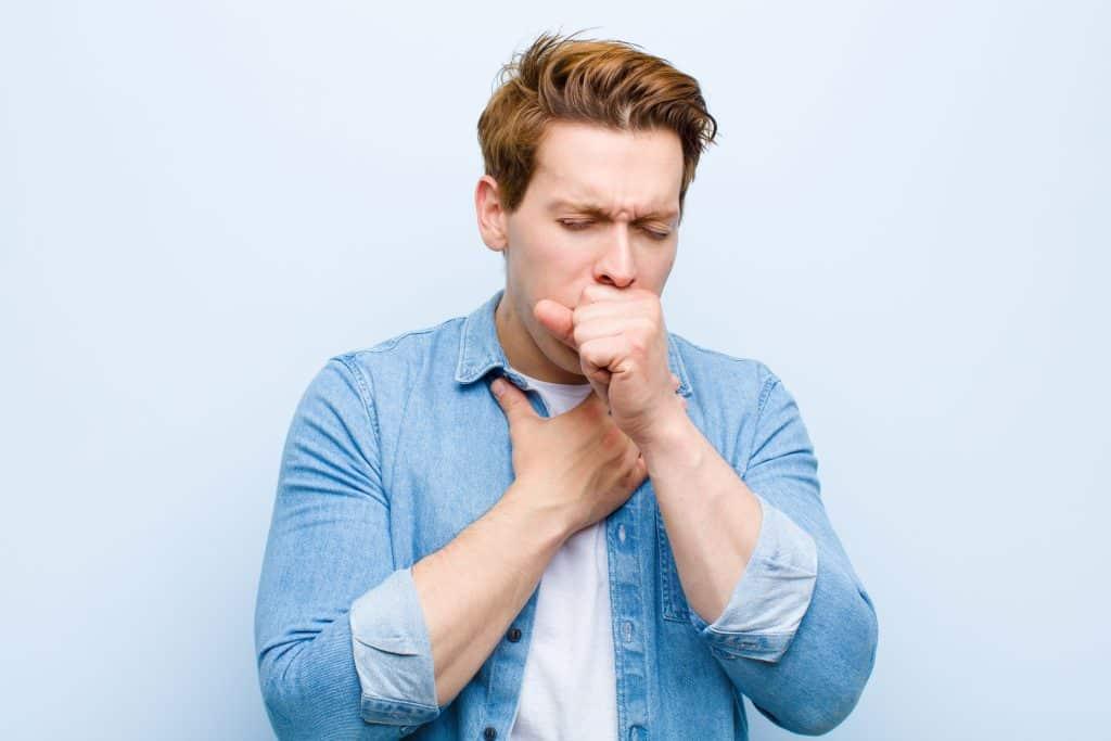 toux due à l'humidité